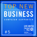 United Way Top Business Supporter